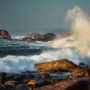 Sea vs Stones